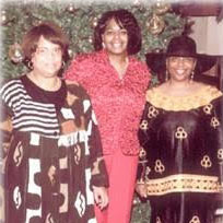 Phyllis Nettles and friends