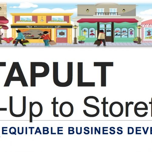 Catapult-Start-up to Storefront