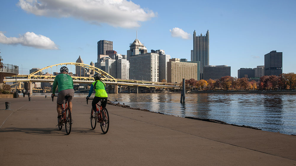 Bike Plan Pittsburgh