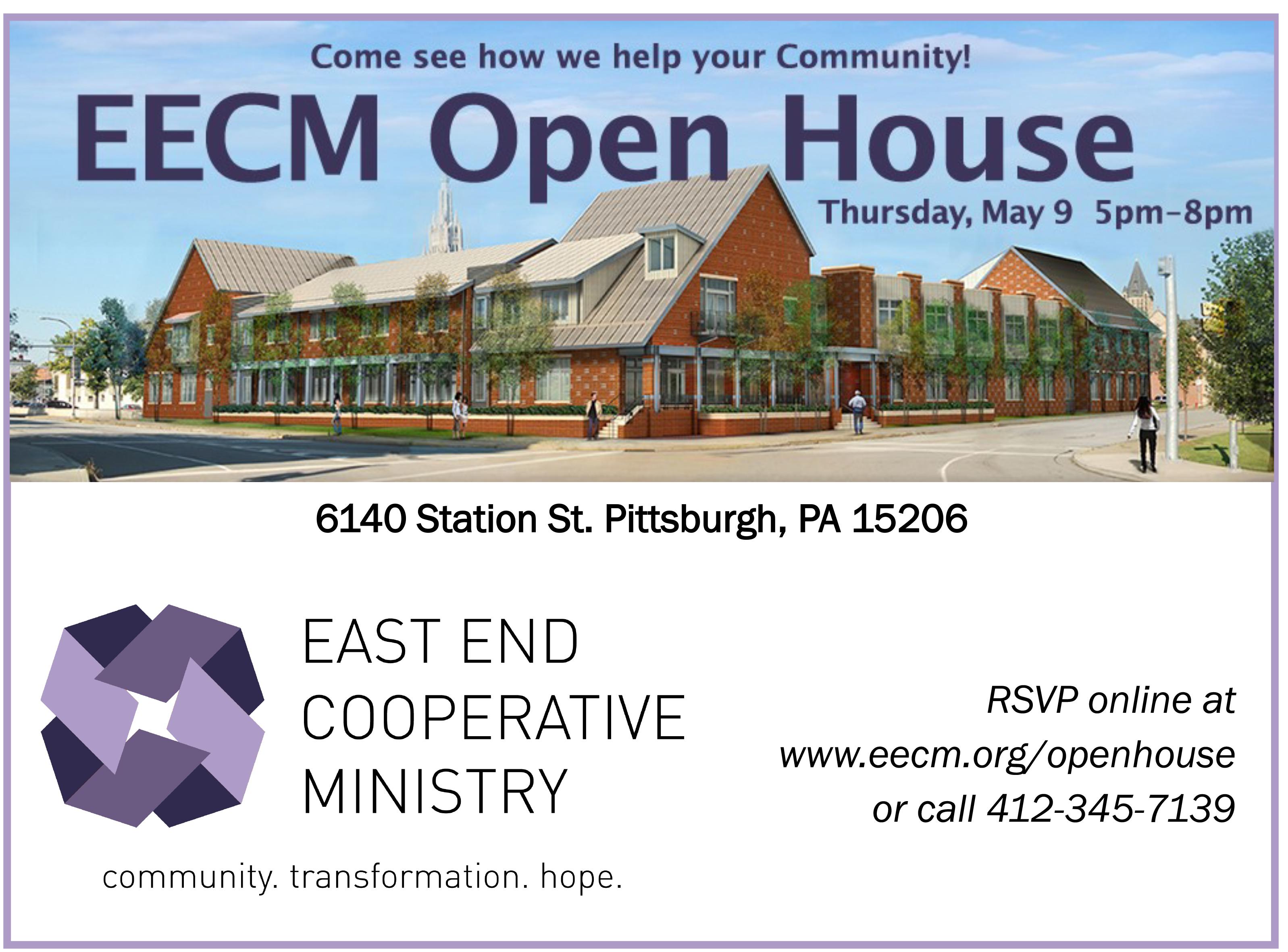 2019 Open House Flier