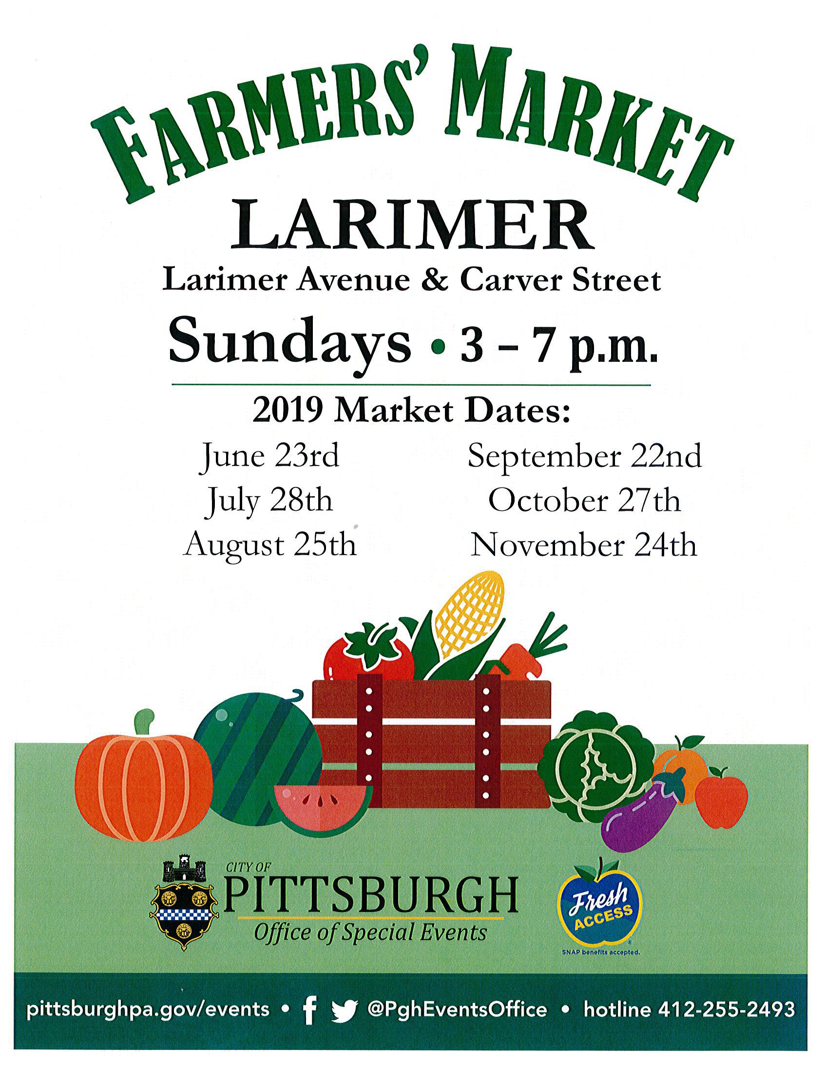 Larimer Farmers Market