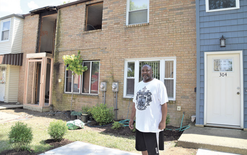 Gerald McClendon affordable home East Liberty