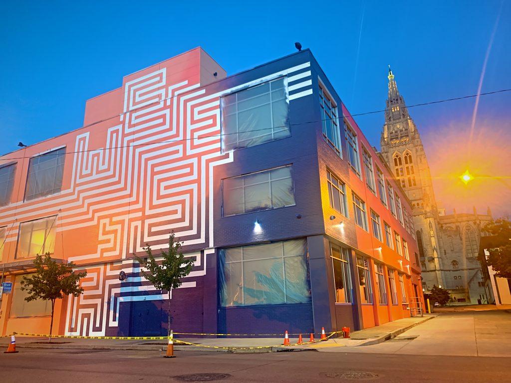 Duolingo Community Art Mual_East Liberty Pittsburgh