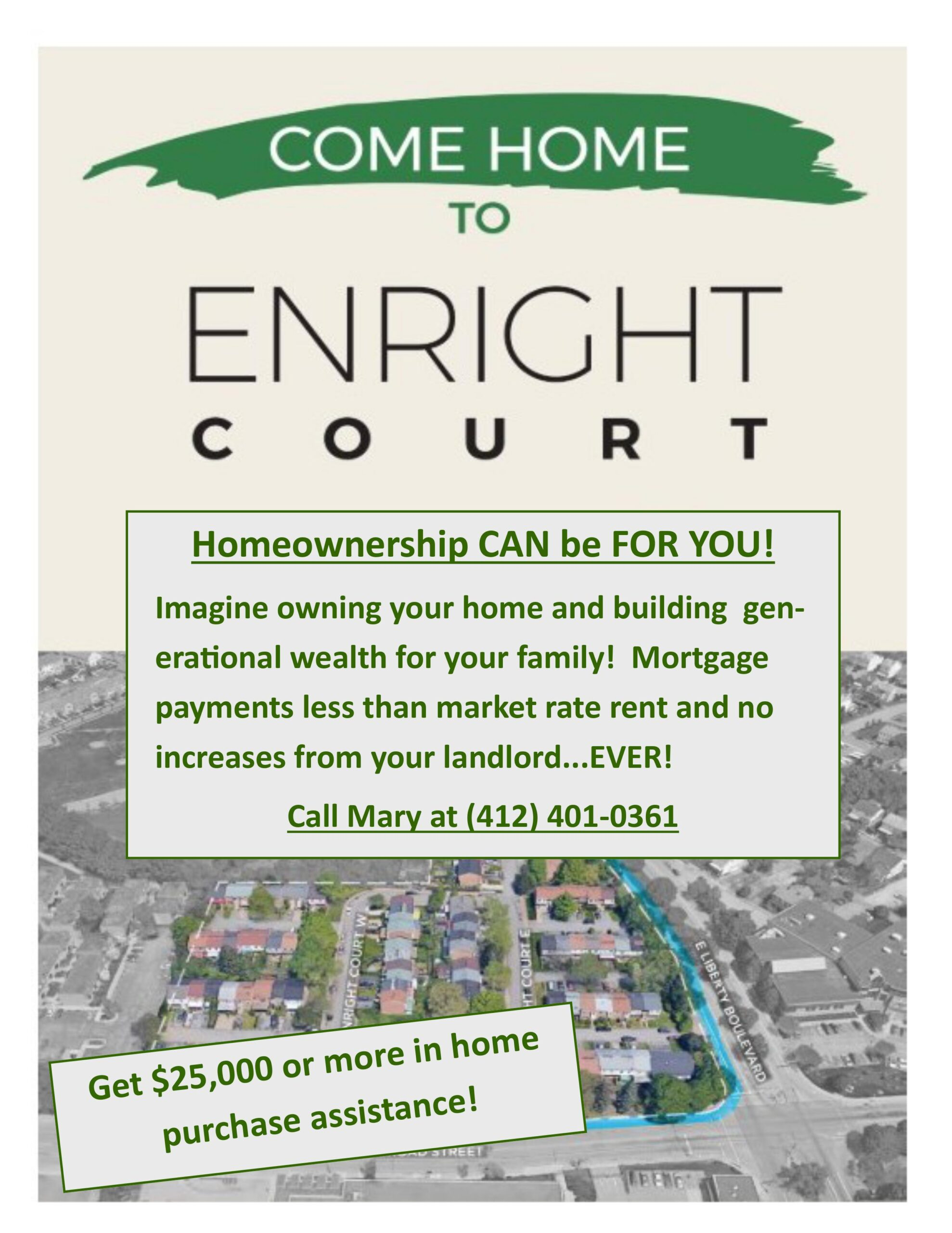 Enright Court Homes for Sale_East Liberty