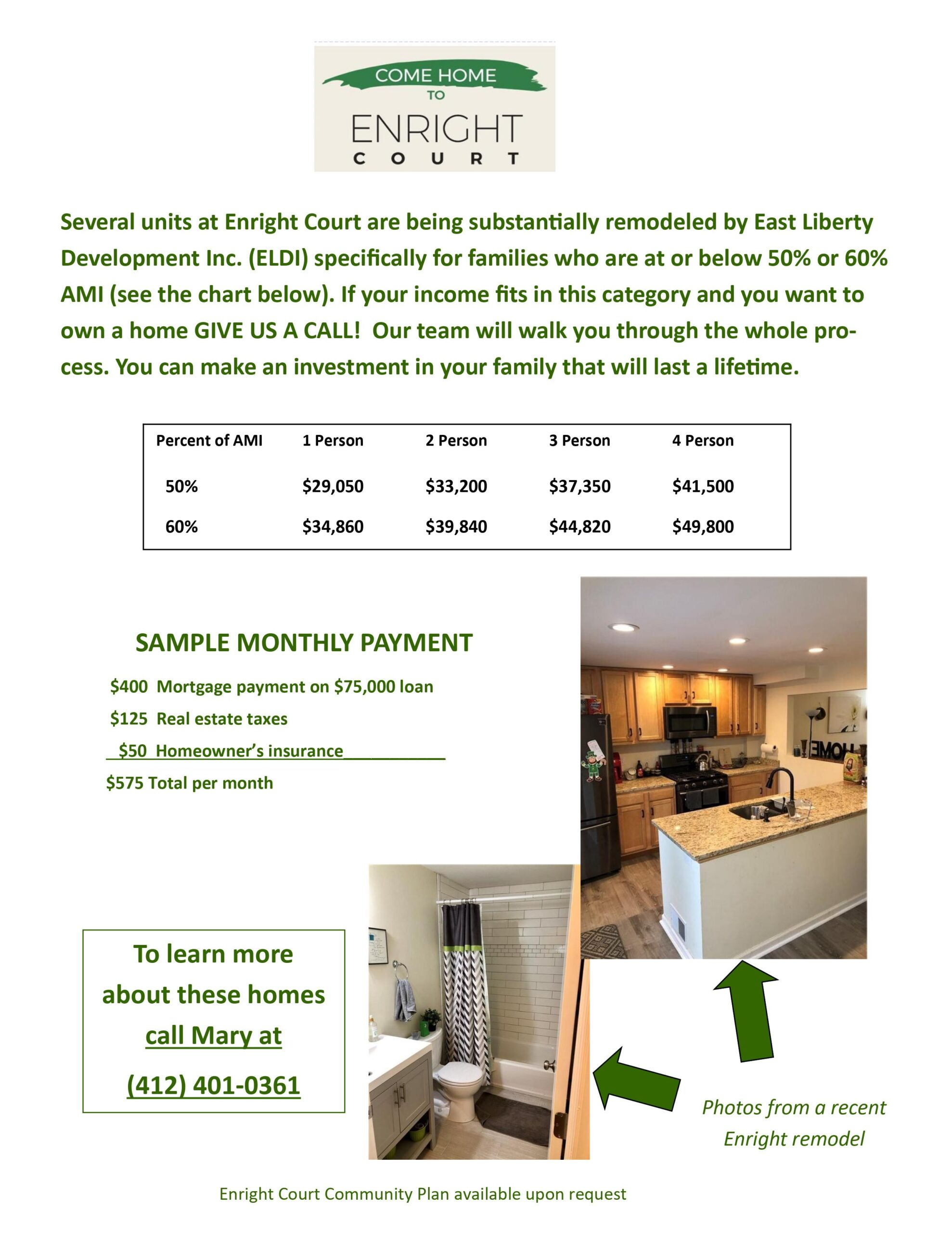 Enright Court Homes for Sale_East Liberty_2